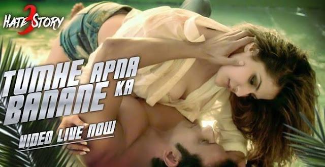 Tumhe Apna Banane Ka Junoon CHORDS + STRUMMING Armaan Malik, Neeti Mohan | Hate Story 3