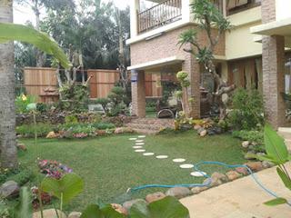 Jasa Pembuatan Taman Rumah di Cinere - Tukang Taman