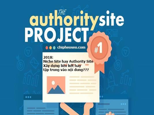 Tìm hiểu Authority Site