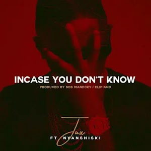 Download Audio | Jux ft Nyashinski - Incase You don't Know
