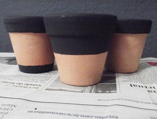 Presente de Páscoa, easter, faça você mesmo, diy, terracota pot, terracota, vasos cerâmica, chocolate de pascoa