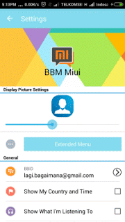 Free Download BBM MIUI 7 Version 2.11.0.16 Apk Terbaru