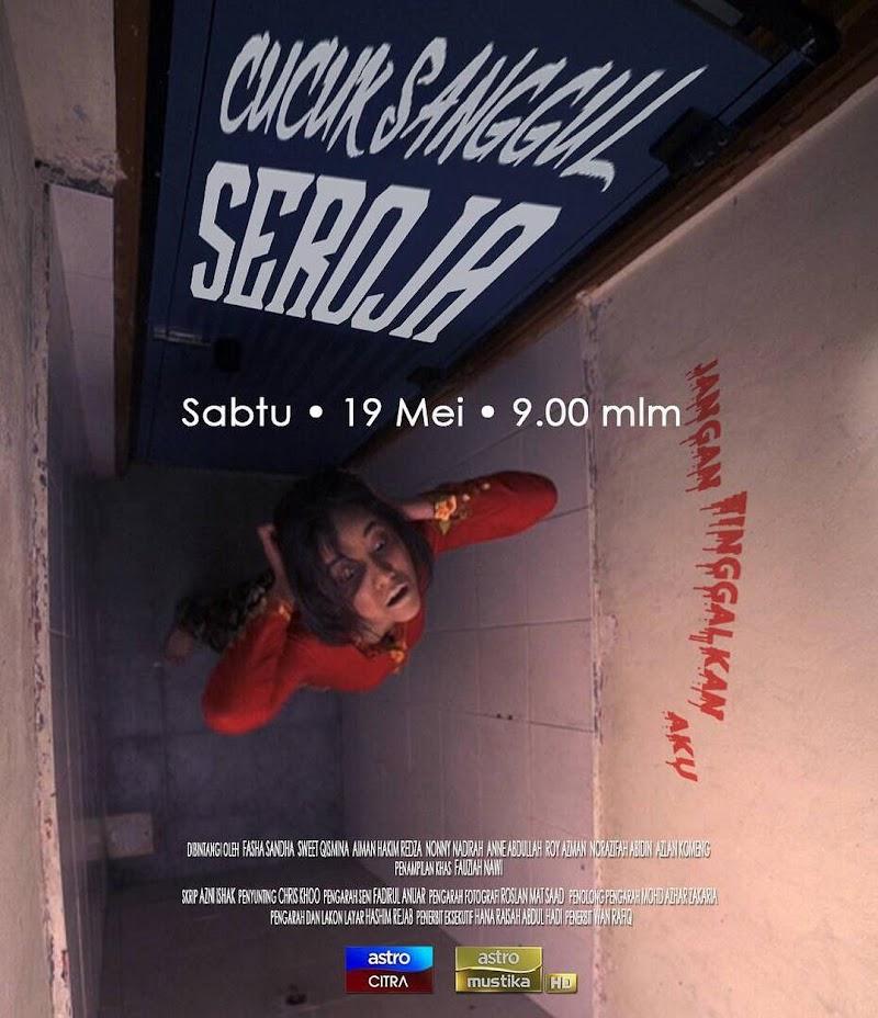 Cucuk Sanggul Seroja - Telemovie Seram Astro Citra