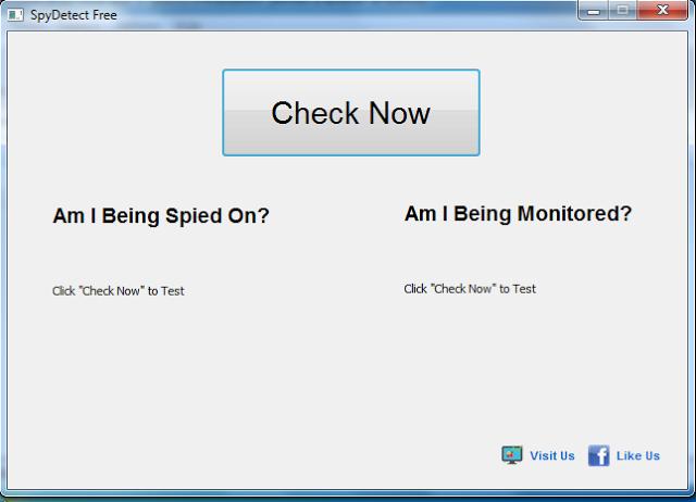 برنامج سيمكنك من معرفة ما إذا كان جهازك مخترق أم لا ذلك بنقرة زر (حجم ضغير)