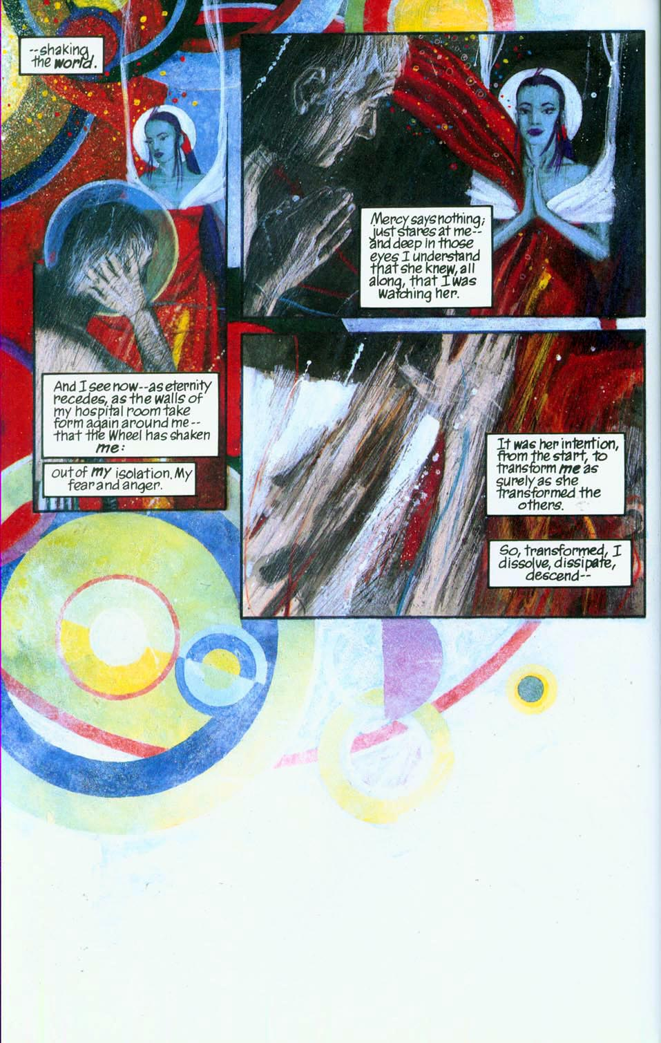 Read online Mercy comic -  Issue # Full - 59