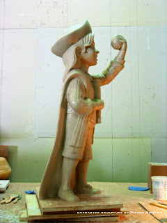 "pierre rouzier_""christabol"" sculpture"