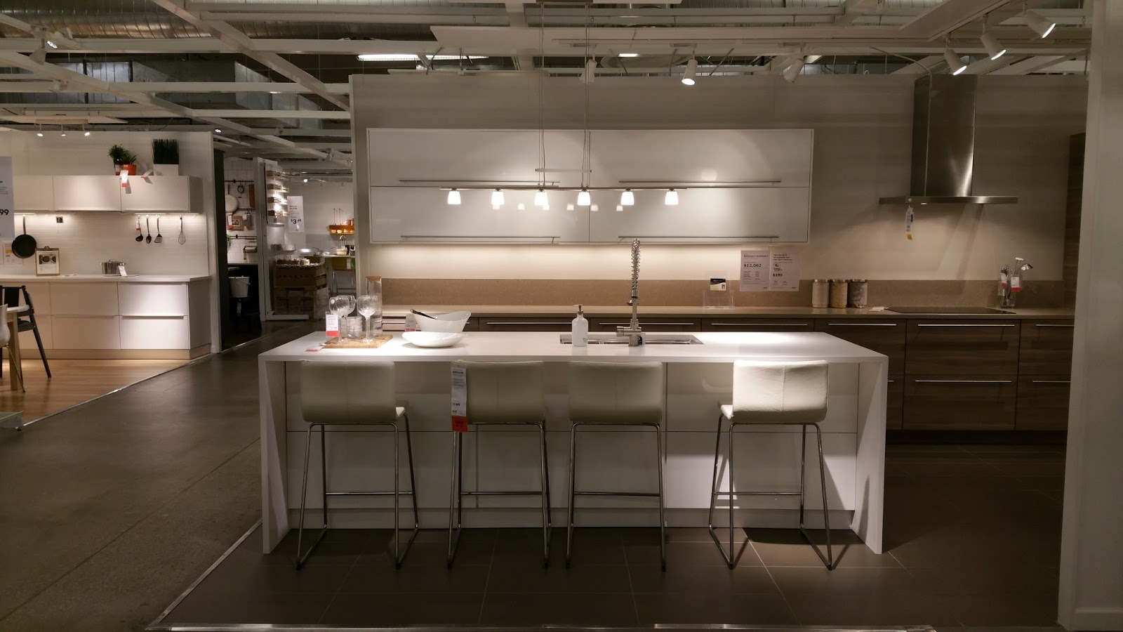 ikea cuisine laxarby
