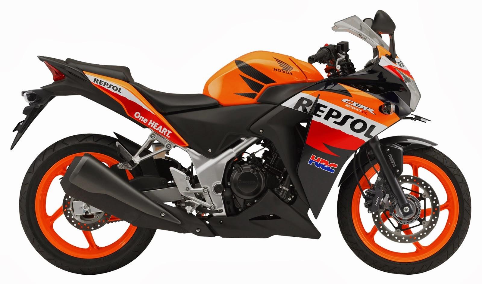 Koleksi Gambar Motor Honda CBR Repsol Edition