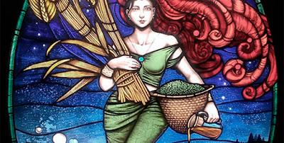 Deusa da Cerveja