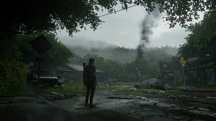Ellie The Last Of Us Part 2 4k Wallpaper 7 22