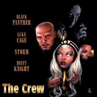THE CREW #1
