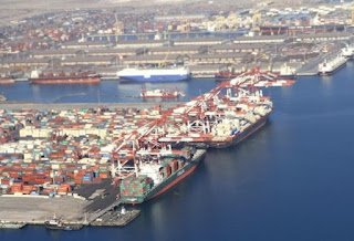 iran-India Chabahar Port