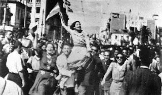 Σαν σήμερα το 1944 η Αθήνα και ο Πειραιάς ελευθερώνονται!