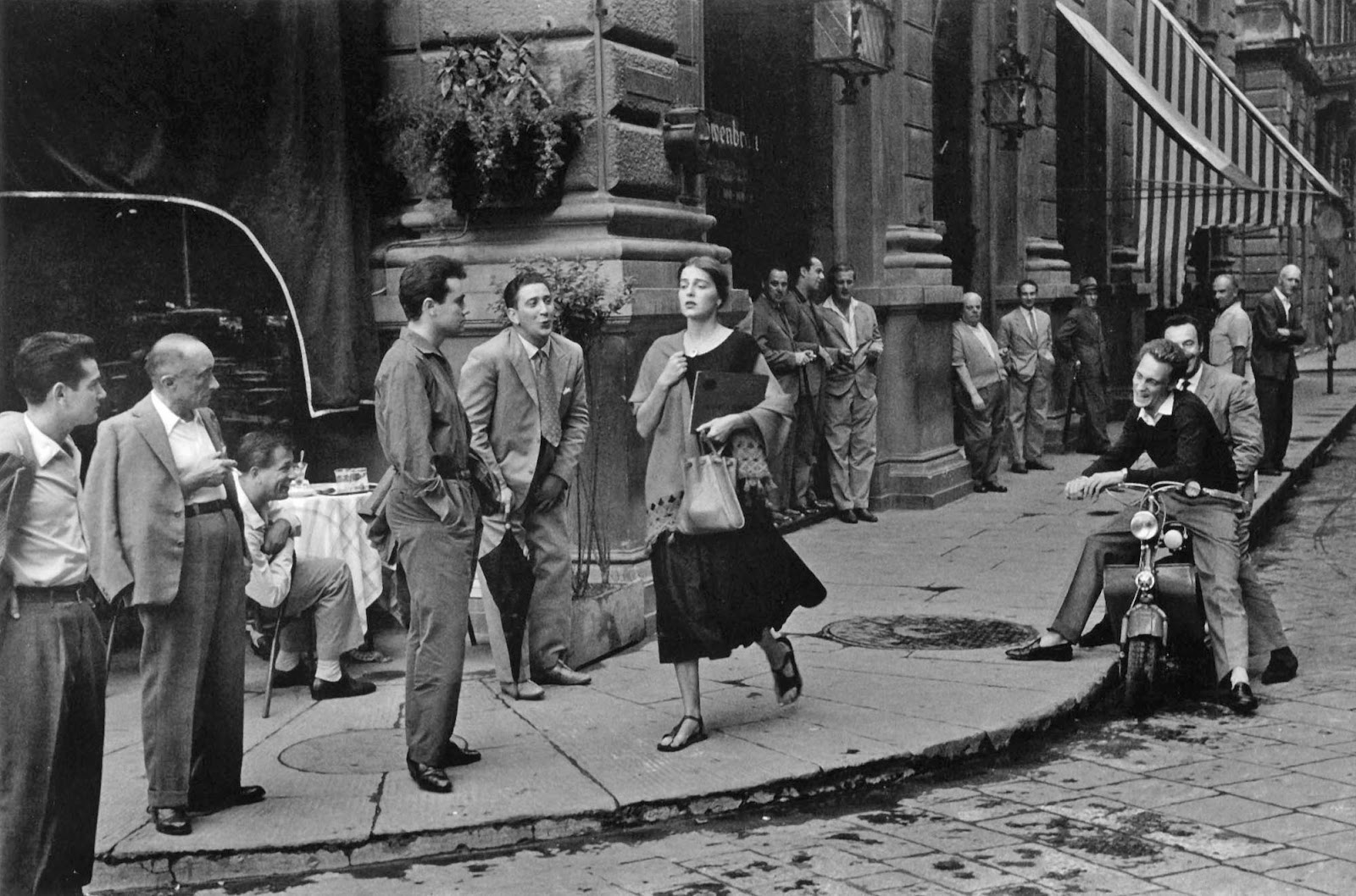 Italian American: History In Photos: Ruth Orkin