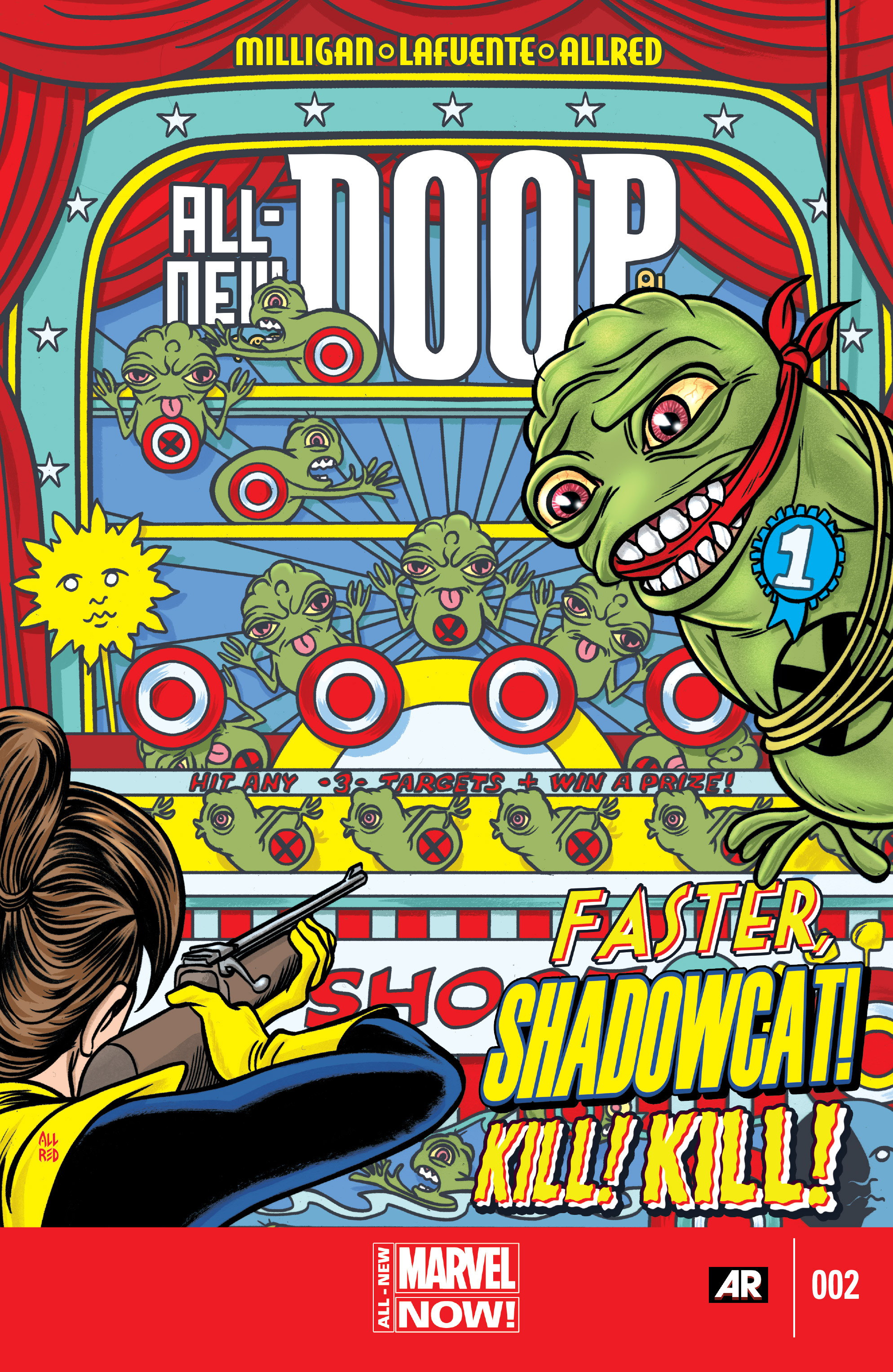 Read online All-New Doop comic -  Issue #2 - 1