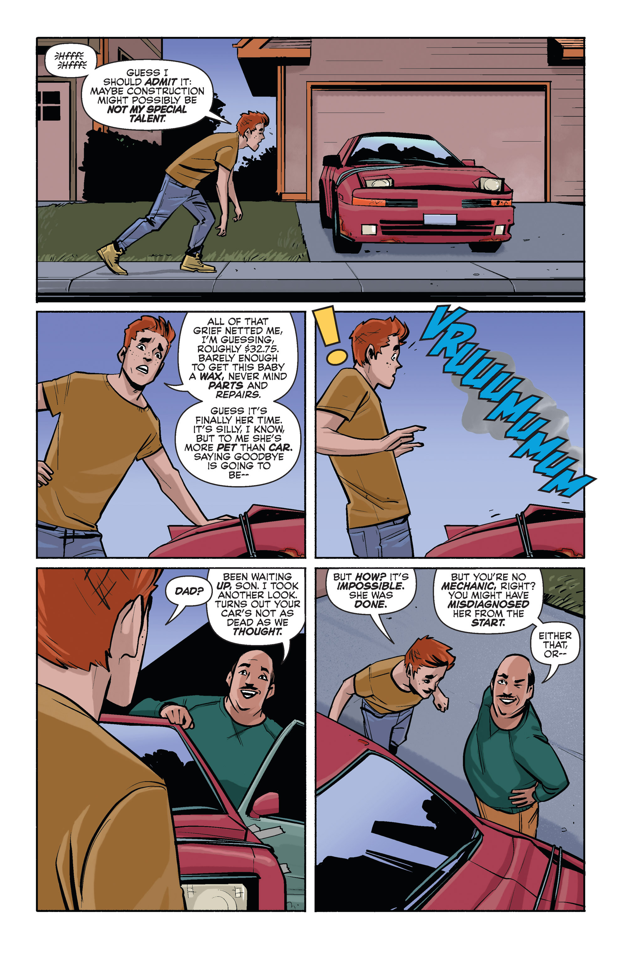 Read online Archie (2015) comic -  Issue #2 - 21