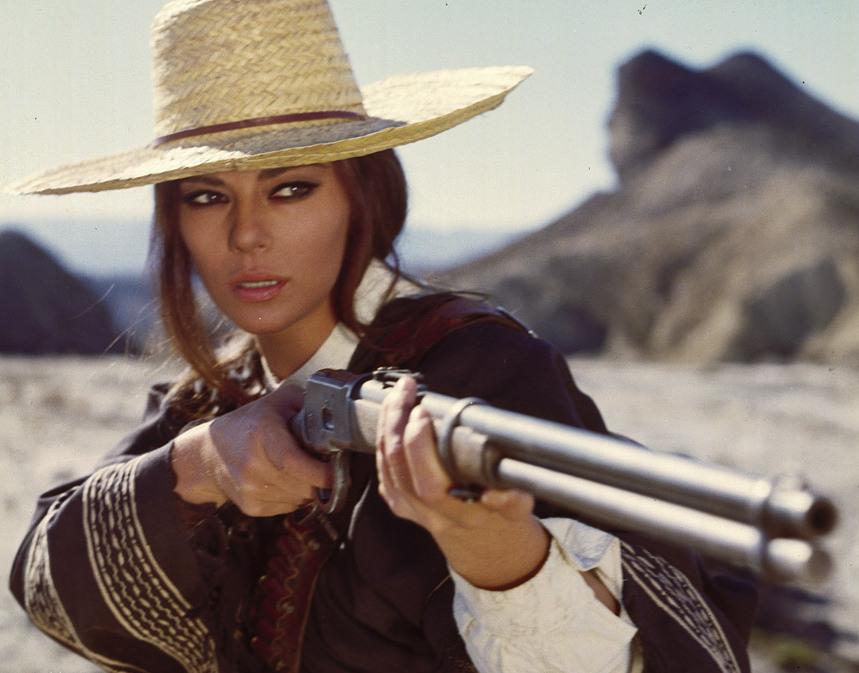 28a6cae34e4 Giovanna Ralli in the Movie  The Mercenary