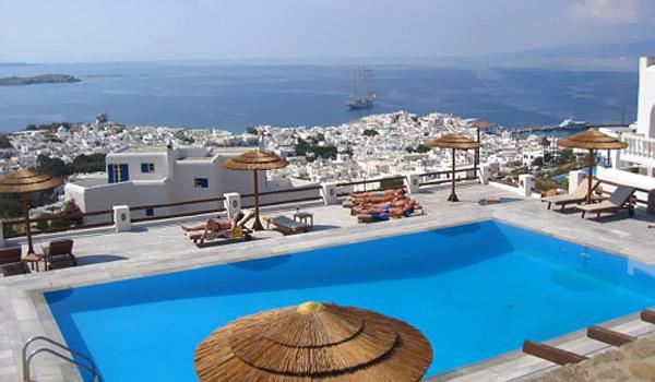 Alkyon hotel, Mykonos
