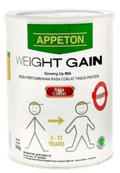 harga Susu Appeton Weight Gain Child