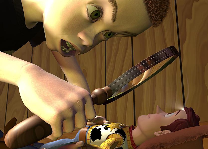 Film Guru Lad Film Reviews Toy Story Review Updated