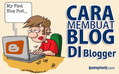 Bagaimana Cara Membuat Blog ?