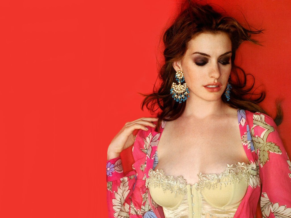 Hot Anne Hathaway  Girls Pictures  Top Models  Hot -2795