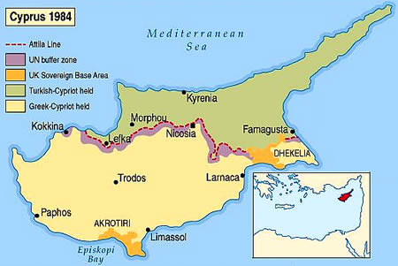 Turkish Invasion of Cyprus