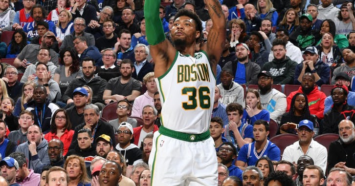 Marcus Smart's Flagrant 2 on Joel Embiid - What would Larry Bird have done?