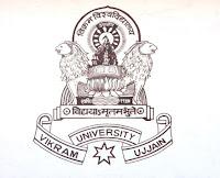 Vikram University Ujjain Time Table