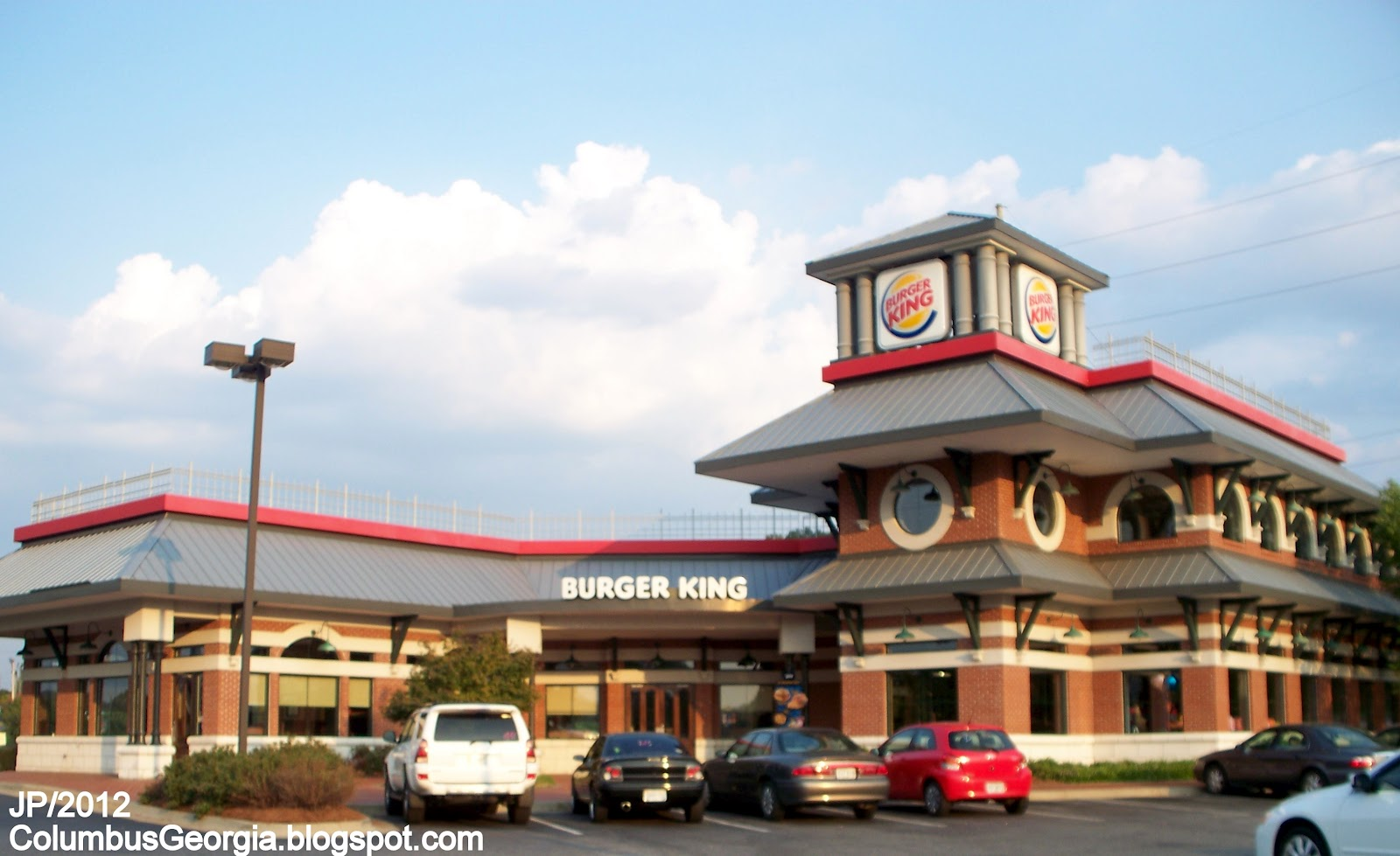 Fast Food Restaurants In College Station