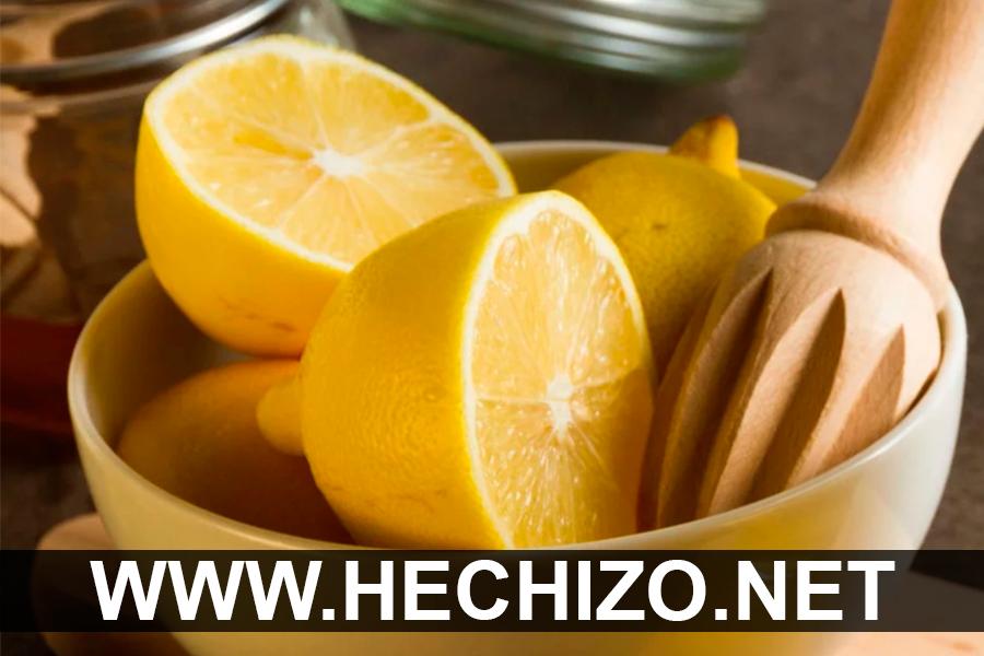 Amor hechizo con limon