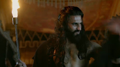 Padmavati Movie In Ranveer Singh Widescreen HD Photo