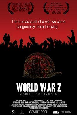 World War Z movie trailer