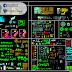 مجموعة كبيرة من بلوكات المختلفة اوتوكاد dwg