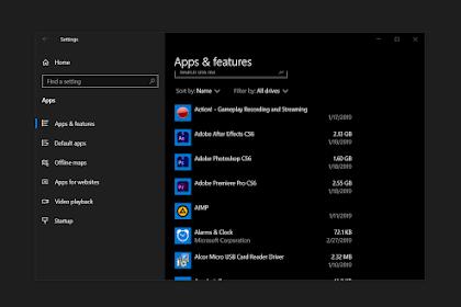 Cara Hapus Aplikasi Bawaan Windows 10 Dengan Mudah