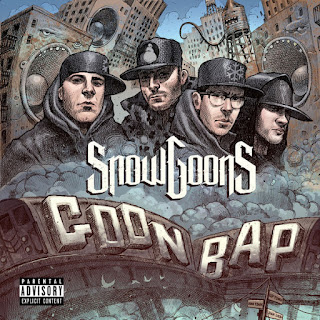 Snowgoons - Goon Bap (2016) - Album Download, Itunes Cover, Official Cover, Album CD Cover Art, Tracklist