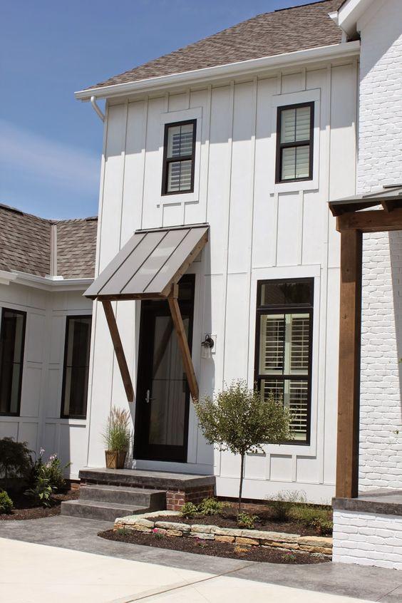 Inspiring Modern Farmhouse Exterior