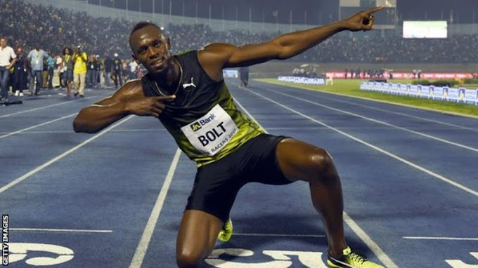 Usain Bolt to run 100m and 4x100m at World Championships in London