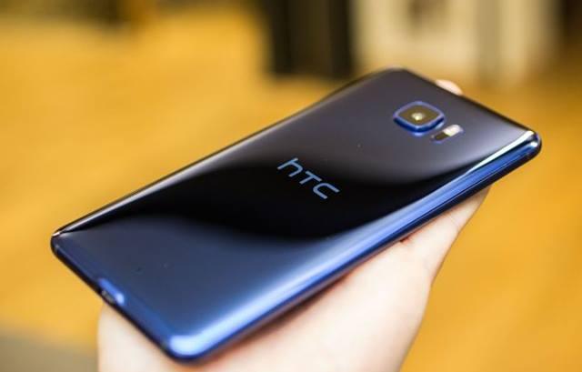 HTC U 11-Google