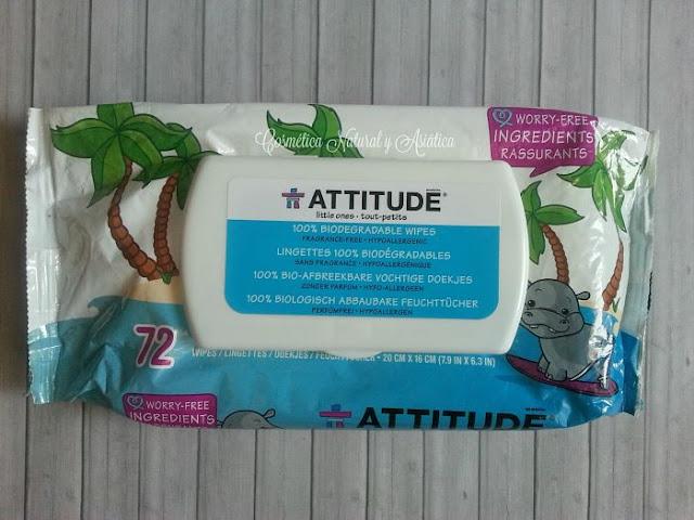 attitude-toallitas-para-bebé