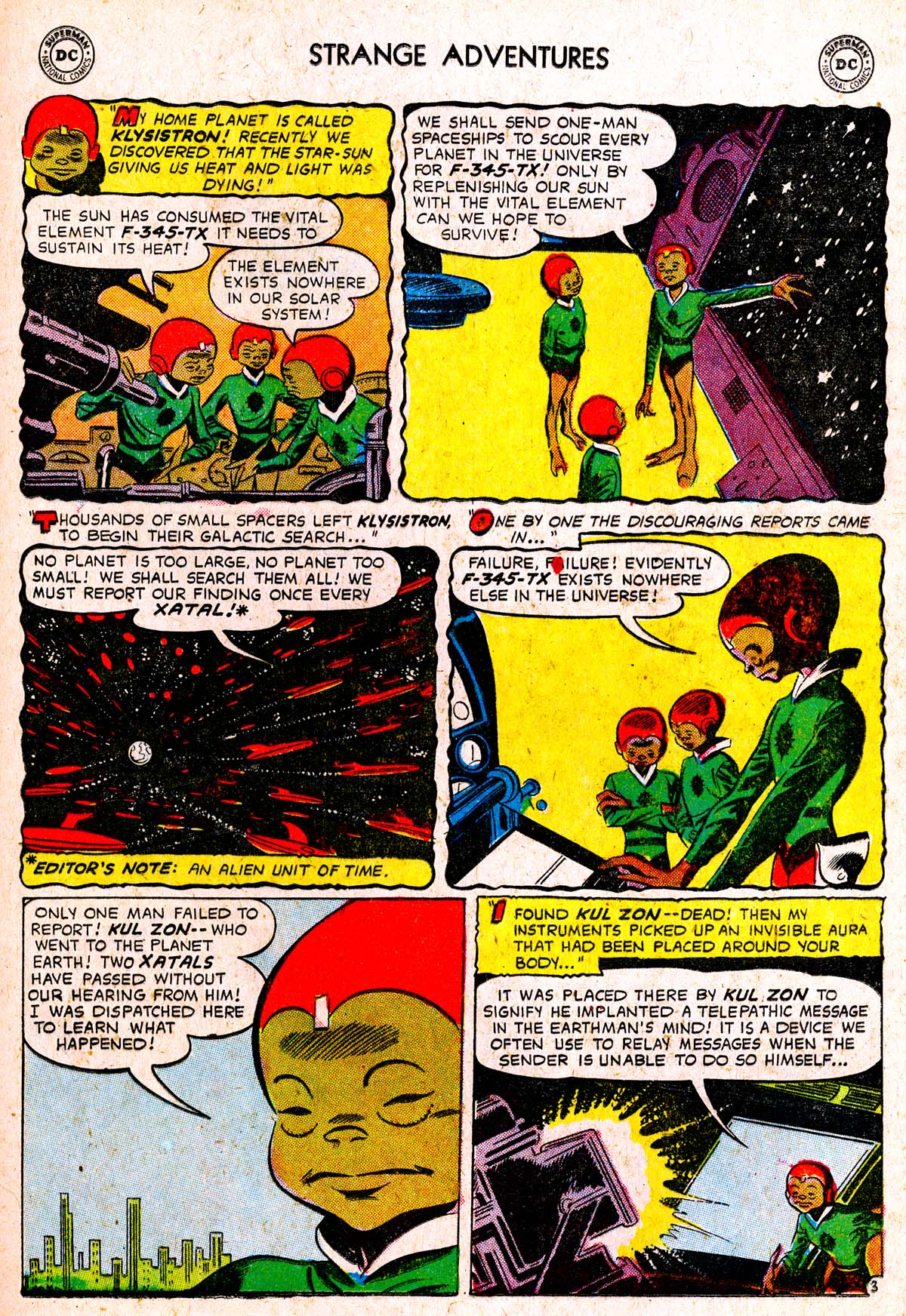 Strange Adventures (1950) issue 88 - Page 21