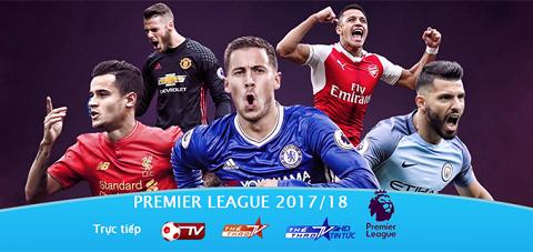 Giải bóng Ngoại hạng Anh mùa giải 2017-2018