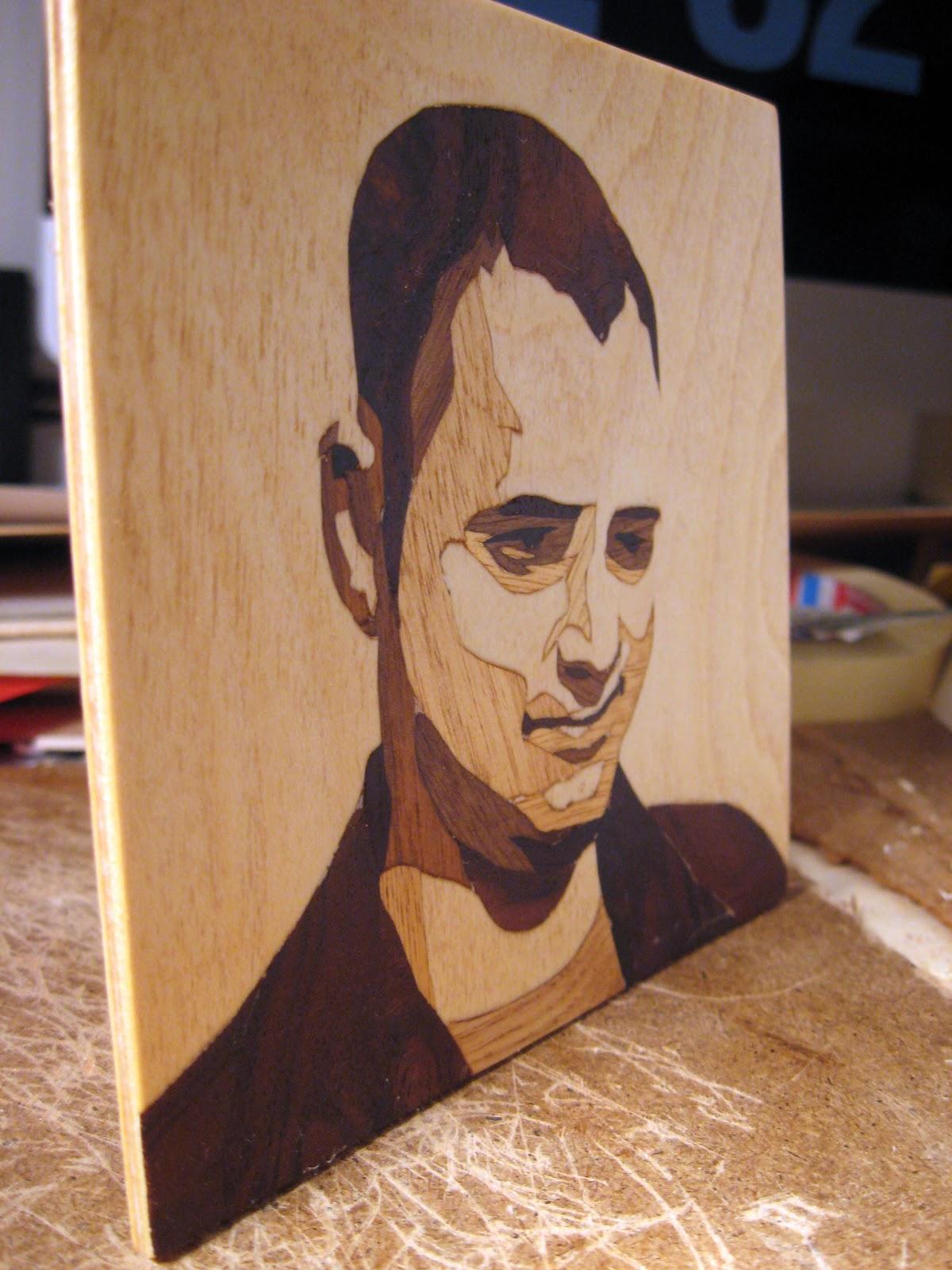 sandor laszlo design: New portrait of the Wood Arts