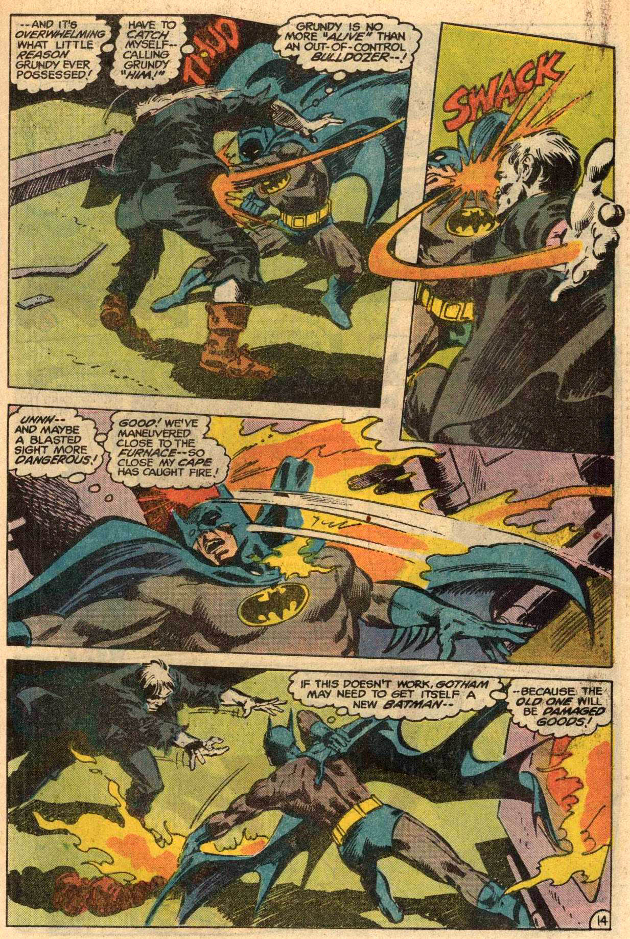 Detective Comics (1937) 523 Page 18