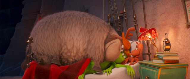 Grinch (The Grinch) – Recenze