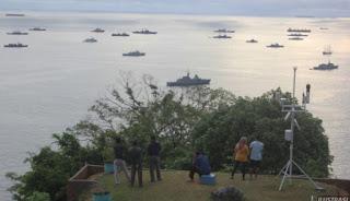 4 Orang Anggota TNI Angkatan Laut Hilang, Enam KRI Dikerahkan - Commando