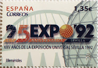 XXV ANIVERSARIO DE LA EXPOSICIÓN UNIVERSAL SEVILLA 1992