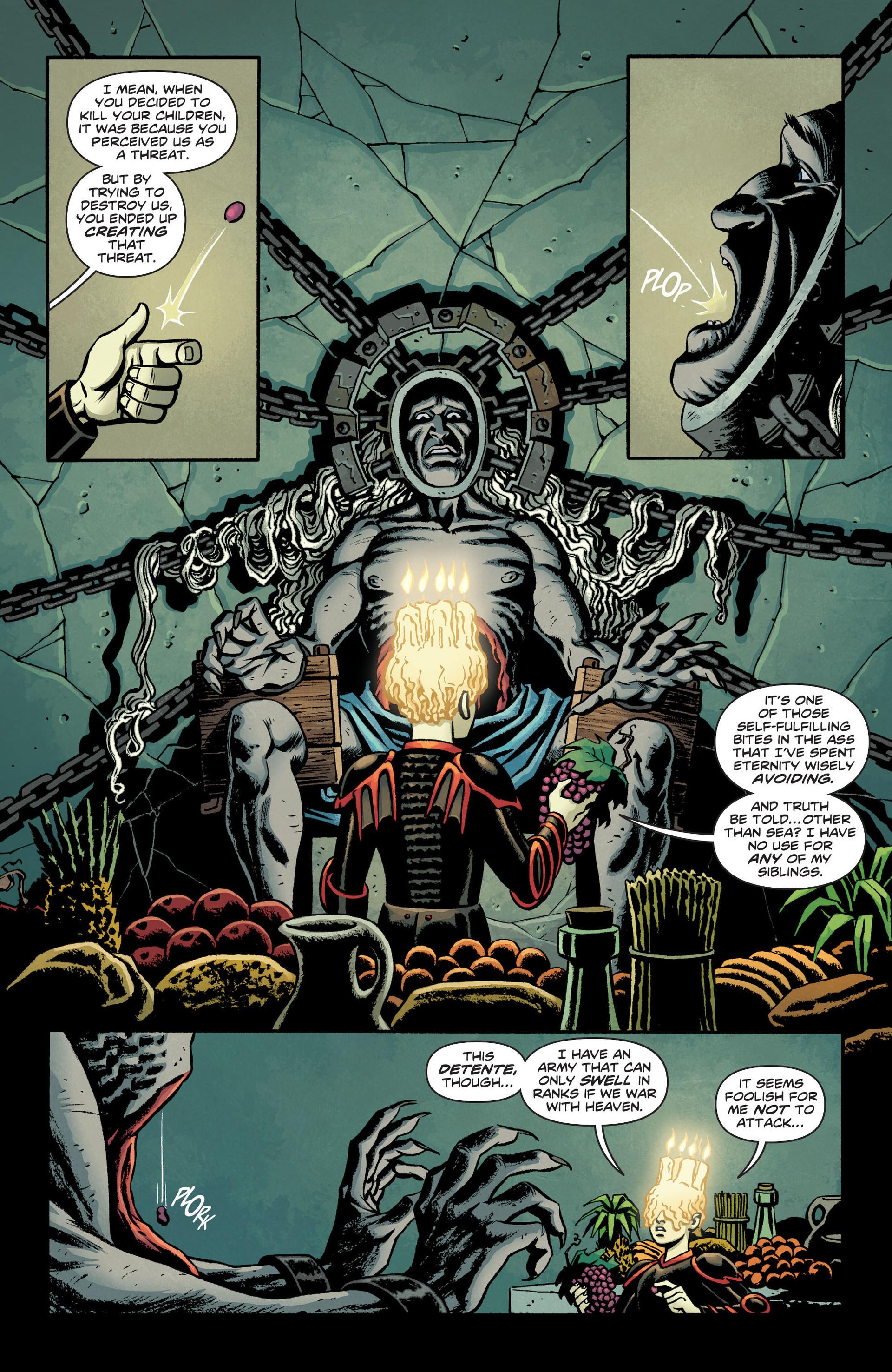 Read online Wonder Woman (2011) comic -  Issue #30 - 19