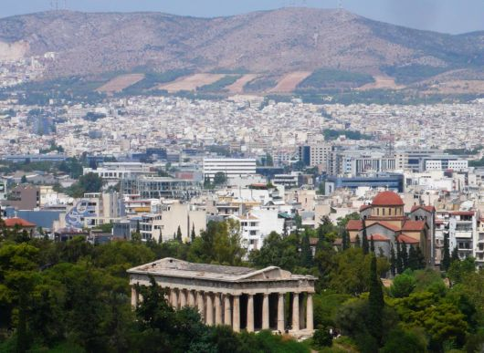 Where is the best place to go in Athens?