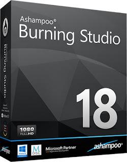 Ashampoo Burning Studio 18.0.8.1+Portable(100% funciones activas)(español)